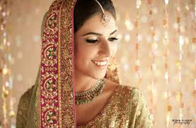 bridal makeup at bina khan dha today