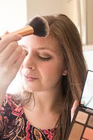 demi lovato makeup look charlotte tilbury dolce vita palette review