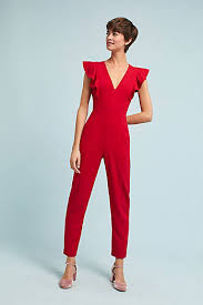 Red Jumpsuits For Ladies Rompers U0026 Jumpsuits Anthropologie