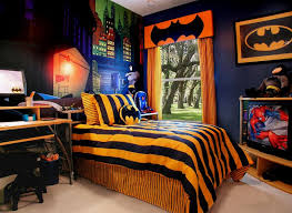 Bedroom Decorating Ideas Pictures Batman Bedding And Bedroom Décor Ideas For Your Superheroes