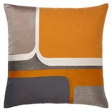 John Lewis Cushions And Throws Buy John Lewis Geo Cushion John Lewis