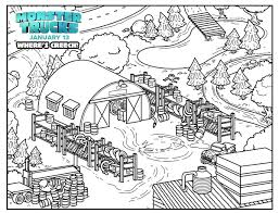 monster trucks where u0027s creech coloring page printable coloring