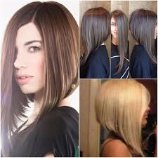 how to cut a aline bob on wavy hair stylenoted daring cut to try extreme a line bob