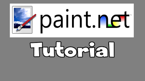 how to outline objects in paint net youtube