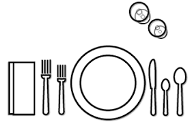 Table Setting Guide Silverware