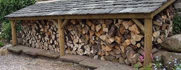 wood store cheshire oak structures log store cabin fever