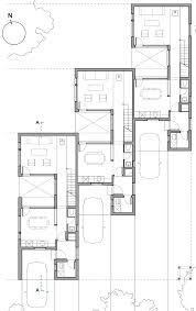 Row House Floor Plan by Clf Houses By Estudio Babo House Architecture And Architectural