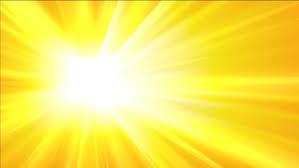 animated lights on yellow background animated sun shining yellow