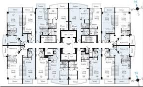 Icon Brickell Floor Plans Brickell On The River South Condos Sale Rent Floor Plans