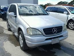 2000 mercedes ml430 auto auction ended on vin 4jgab72e1ya177450 2000 mercedes