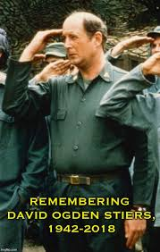 Film Major Meme - rest in peace major charles emerson winchester iii imgflip