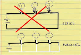 wiring lights in series wire light fixtures in series or parallel one piece 579 full