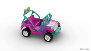 power wheels jeep frozen fisher price power wheels nickelodeon shimmer and shine jeep