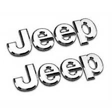 jeep black emblem jeep badge amazon com