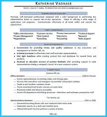 Administrative Resume Skills Awesome Writing Your Assistant Resume Carefully Resume Template