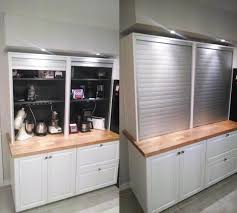 ikea garage storage hacks remodelaholic 10 ingenious ikea hacks for the kitchen