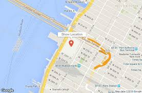 New York City On Us Map by New York Boat Show Official Site New York Ny