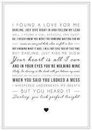 New Lyrics New Ed Sheeran Song Lyrics Typographic Makes Me Smile