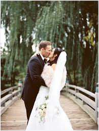 Wedding Photographers Chicago Chicago Botanic Garden Film Wedding Photographer