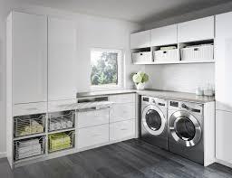 White Laundry Room Cabinets 15 Extraordinary White Laundry Room Cabinets Nautigalia