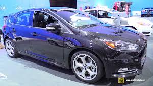 New Focus Interior 2015 Ford Focus St Hatchback Exterior And Interior Walkaround