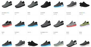 problem with black friday fake app to amazon fake light up led adidas yeezy boost 350s are being sold on amazon