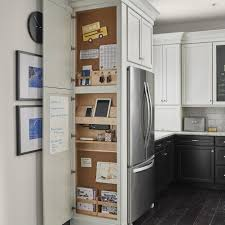 Kraftmade Kitchen Cabinets by Message Center Kraftmaid Kitchen Ideas Pinterest Messages
