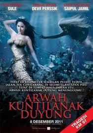 film hantu gunung kidul pocong kesetanan indonesian movie posters horror pinterest