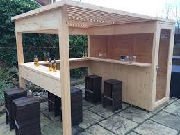 Summer Garden Bar - the sports bar garden bar summerhouse garden shed garden bar