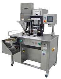 table top semi automatic capsule filling machine pharmaceuitcal nutraceutical by schaefer technologies and engaurd