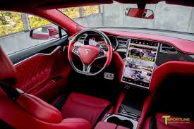interior bentley red multi coat custom tesla model s 2 0 bentley red interior