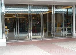 commercial exterior glass doors tempered glass doors ny glass company new york emergency glass