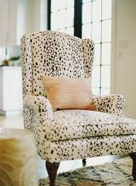 Leopard Print Accent Chair 24 Ways To Go With Animal Print Decor Decorating Animal