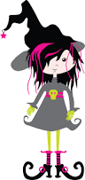 halloween party clipart 37 best brujitas images on pinterest halloween witches