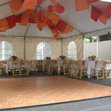portable floor rental event rentals bend oregon central event rentals serving all of