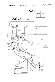 patent us5033889 open loop carriage control for dot matrix