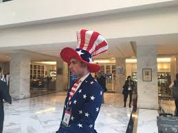Display Of The American Flag Rules The Patriotic Clothing Of Cpac 2017