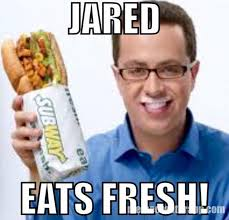 Jared Meme - the internet is already flooded with horrible jared fogle memes