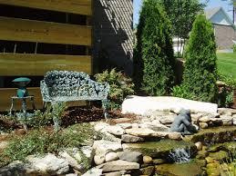 Backyard Easy Landscaping Ideas by Simple Backyard Garden Fabulous Chic Simple Garden Ideas For