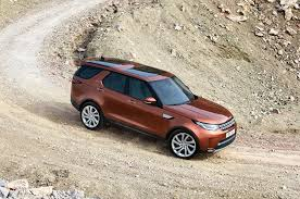land rover discovery 3 off road 2017 land rover discovery first look review