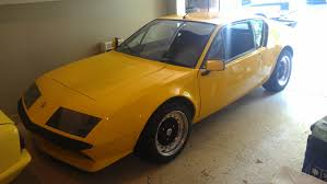 this used renault alpine a310 is a rear engined french oddity we