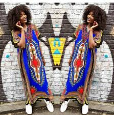 2017 new fashion designed african style long skirt african women