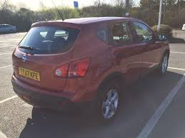 nissan qashqai visia finance 2007 nissan qashqai 1 6 visia 2wd new mot px welcome finance