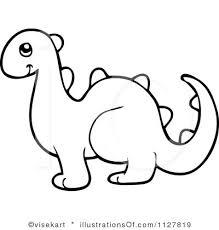 dinosaur clip art black white clipart panda free clipart