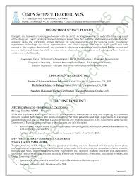 Resume For Teachers Job by Science Teacher Resume Sample Page1 Teach Pinterest Teacher