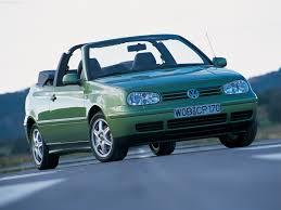 volkswagen golf cabriolet 1998 pictures information u0026 specs