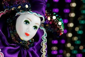 porcelain mardi gras masks mardi gras marionette mask stock image image of 31631081