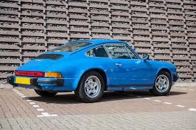 Porsche 911 Blue - porsche 911 sc drive good times ferdinand