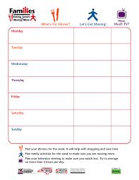 week planner template excel blank weekly meal planner template