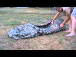 Roger Blind Product Overview Rogers Goosebusters Lp Layout Blind Youtube